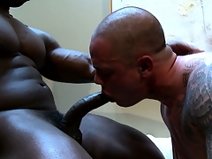 Hot gay studs doing a convocation blowjob plus fucking real damn steadfast