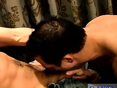 Gay fuck Swapped sucking goes after with Dominic getting sle