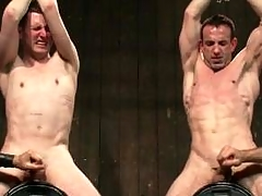 Excessively hardcore gay BDSM free porn part4