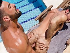 Gran Vista XXX Video: Abraham Al Malek & Dario Differences burn - FalconStudios